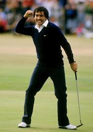 Seve Ballesteros Likens Cancer