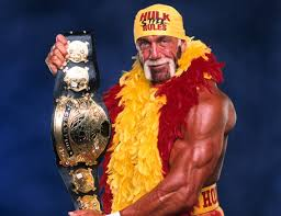 Hulk Hogan Book Signing Event
