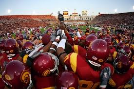Works - USC Football Cheer