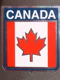 écusson canadien