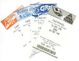 Sample Fastpasses