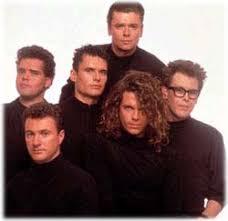 INXS Band Photo