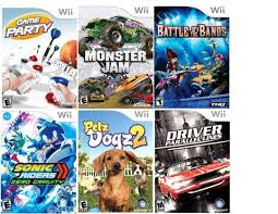 Classic Games, Wii