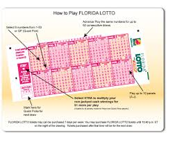 image of FLORIDA LOTTO with