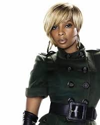 Mary J Blige Performs �Be