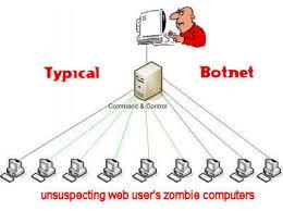 botnet,struktur botnet,elemen botnet