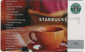 Starbucks Gift Card Certificate Accept gift cards as donations with givezooks!