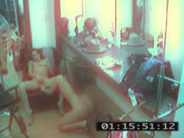 Hidden cameras in the changing rooms
