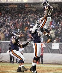 Chicago Bears Friday Training