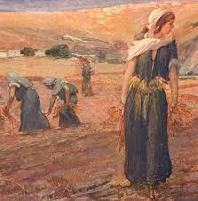 Ruth, die Großmutter von David war keine Jüdin! Ruth
