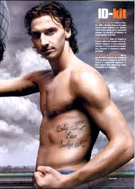 Tattoo Ibrahimovic - وشم ابراهيموفيتش