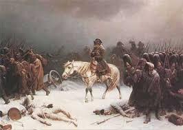 napoleon retreat