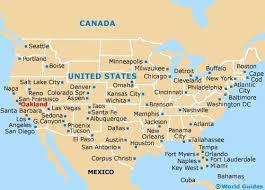 Oakland and North America