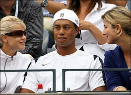 B1: Tiger Woods divorce talk is heating up, I predict Tiger will be living in his car this time next year.