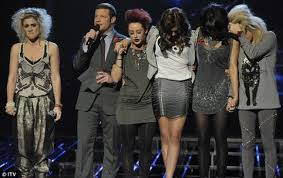 X Factor Results Show 4