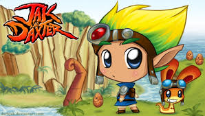 Jak and Daxter:The Lost Frontier