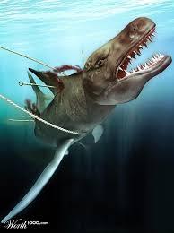film Dinoshark 2010