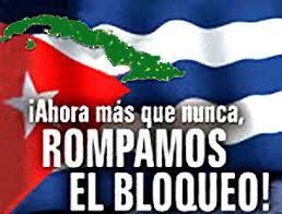 Rompamos el Bloqueo a Cuba