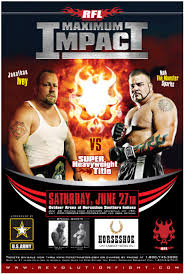 Ticketmaster Discount Code for  Impact Fight League: Mixed Martial Arts in Rochester Hills