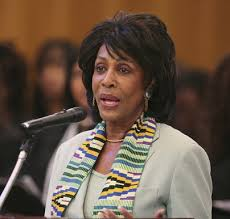 Maxine Waters, Black Banks