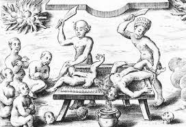 "Joh. 6,53-63- Das missverstandene ""Abendmahl"" Kannibalen"