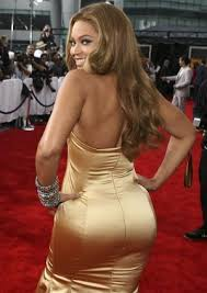 Beyonce Booty