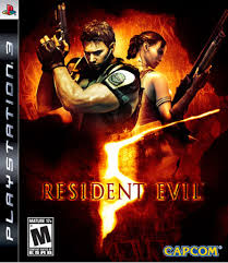 playstation2 Resident_evil5_cover