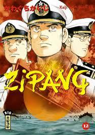 Zipang affiche