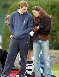 �For once William and Kate
