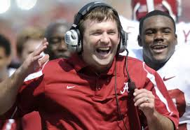Kirby Smart is happy to be at