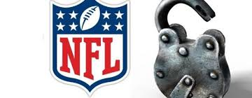 The NFL lockout will remain in