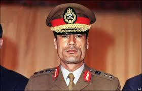 Muammar Gaddafi Pictures with