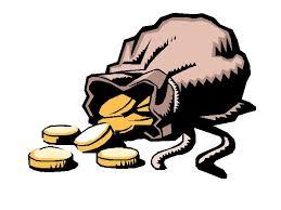 Gebote - רמ´ח  MIZWOT - Gebote - 134 bis 142 Geldbeutel