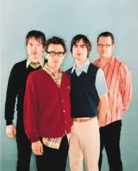 Posted in:Weezer