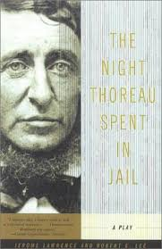 The Night Thoreau Spent in Jail play cover