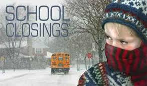 School Closings \x26amp; Delays for