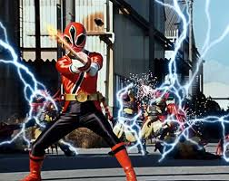 Power Rangers Samurai follows