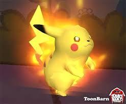 pika...chu Pokemon_pikachu