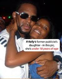 R. KELLY IN TROUBLE AGAIN