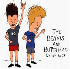 Cartoon Jobs: NEW Beavis and