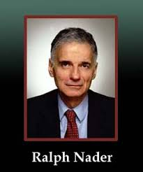 Ralph Nader has made our cars - ralph_nader