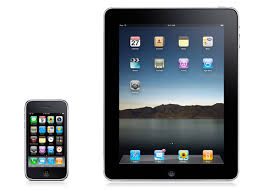 iPhone versus iPad