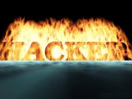 immagine con sopra scritto hacker