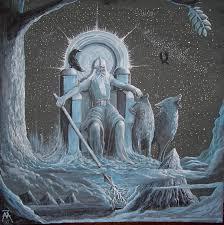 Nach der Himmelfahrt Odin