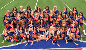 Buffalo Bills Cheerleaders