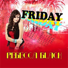 Rebecca Black - Friday - Music