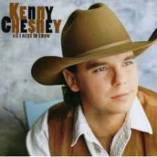 Kenny Chesney Discography - kenny-chesney-all-i-need-to-know