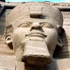 تمثال رمسيس