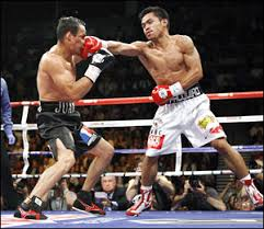 Pacquiao vs. Marquez in 2008