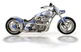the previously featured V-Rex Motorbike